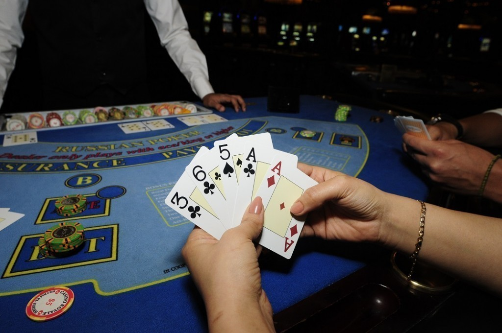 покер онлайн российский